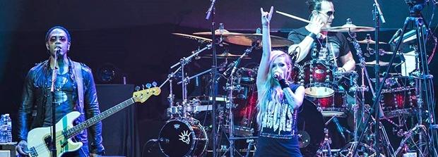 THE AVRIL LAVIGNE TOUR: BUENOS AIRES, ARGENTINA – 07/05/2014