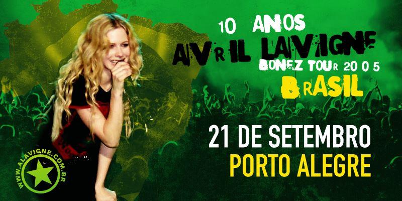 DEZ ANOS DE 'BONEZ TOUR': DIA 1