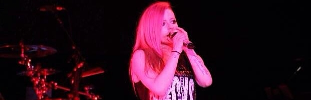THE AVRIL LAVIGNE TOUR: SHENZHEN, CHINA – 09/03/2014