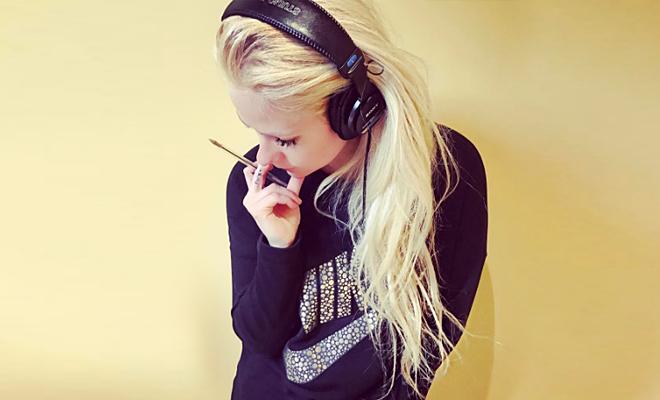 Atualizações: Avril no estúdio + final de semana com Ryan