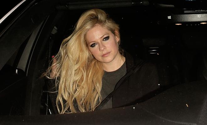 Update Galeria: Últimas aparições de Avril Lavigne na semana