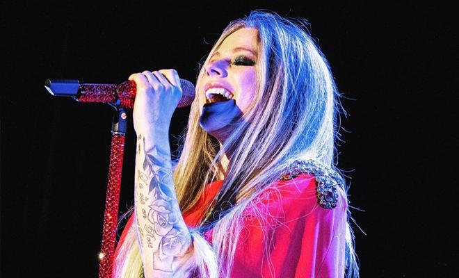 Nova entrevista para a Billboard, Avril Lavigne fala sobre sua turnê e Billie Eilish