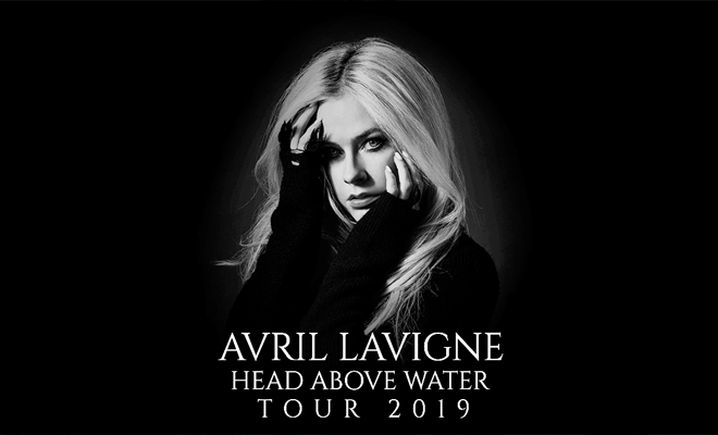 Confira as primeiras datas da Head Above Water Tour!