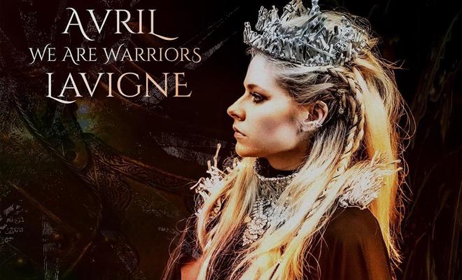 """We Are Warriors"" single promocional nessa sexta-feira!!"