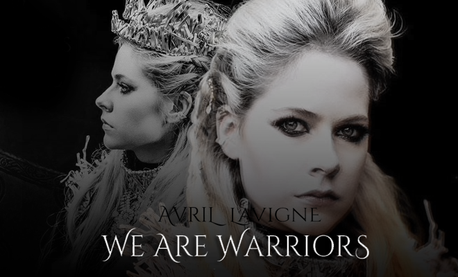 WE ARE WARRIORS – Avril Lavigne produz música para arrecadar fundos ao combate do Coronavírus!