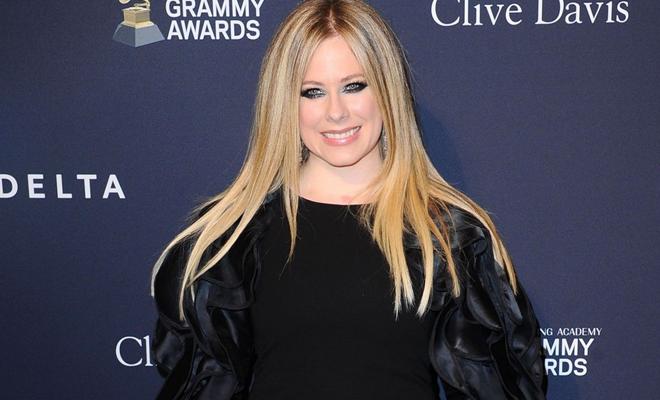 Avril Lavigne no Clive Davis – Pré Grammy Gala