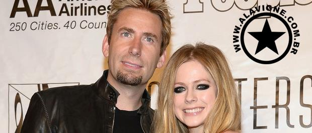 FOTOS: AVRIL LAVIGNE E CHAD KROEGER NO WE DAY 2013