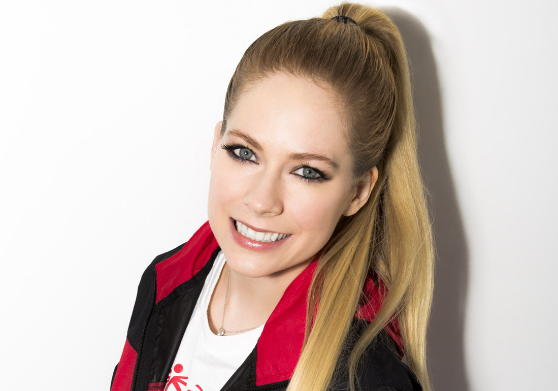 "AVRIL LAVIGNE NO ""ESPN"""
