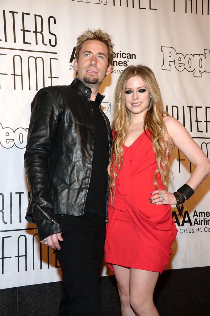 Avril+Lavigne+Arrivals+Songwriters+Hall+Fame+Hh7ymi5F0e7x