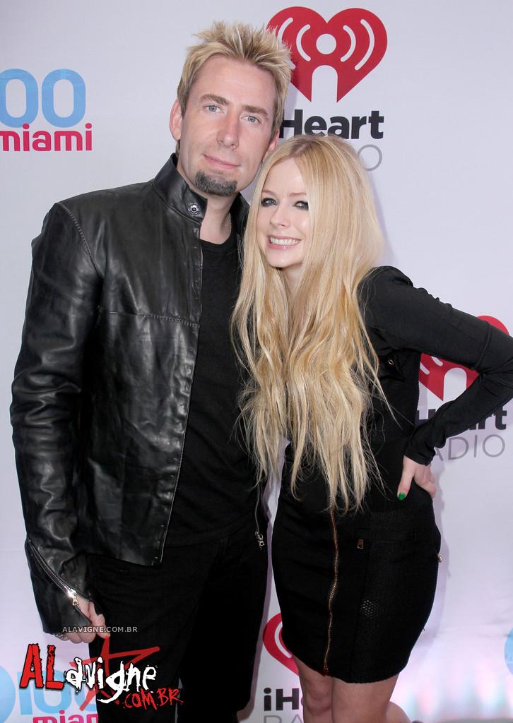 Avril Lavigne - Y100's Jingle Ball 2013 in Miami 24