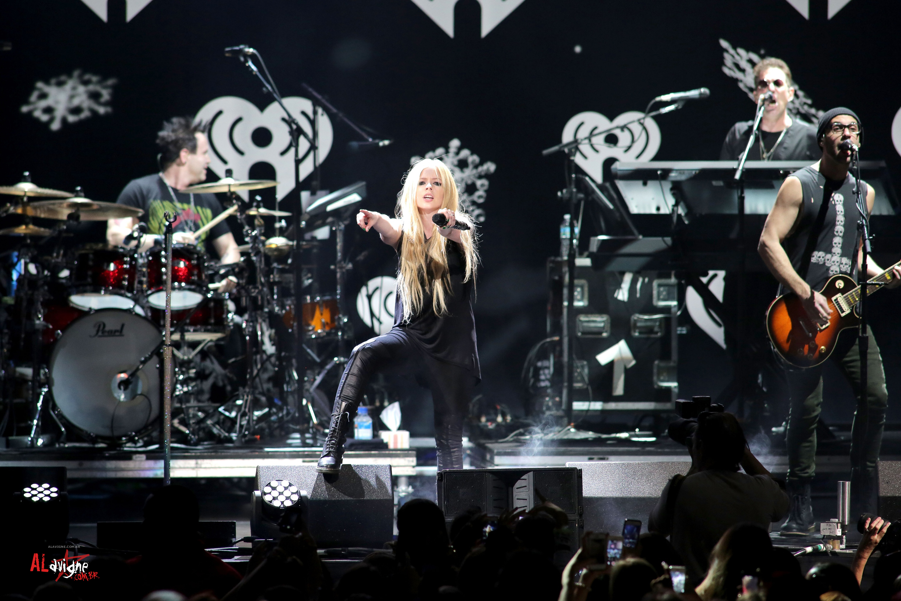 Y100's Jingle Ball 2013 Presented By Jam Audio Collection - Show