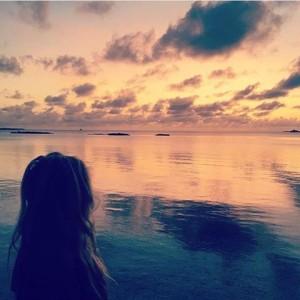 Avril em Bahamas