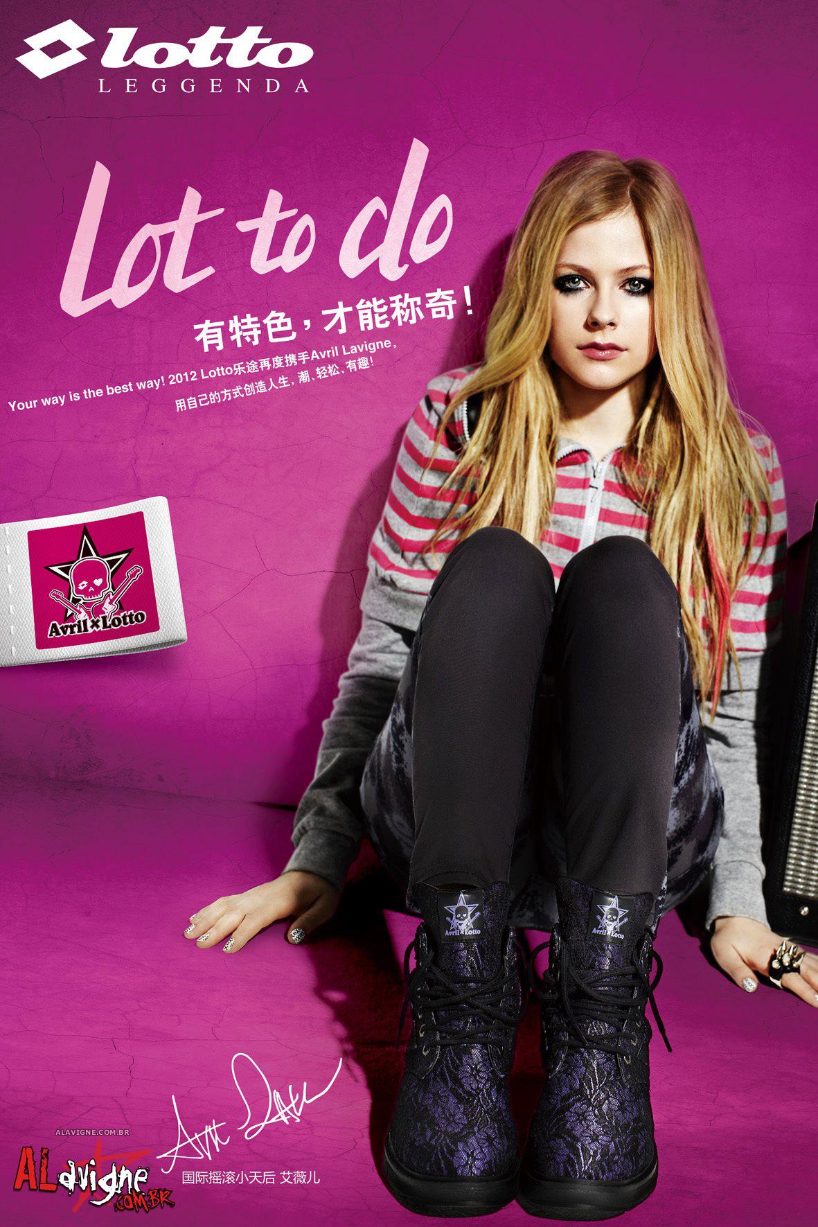 Avril x Lotto 2012 03
