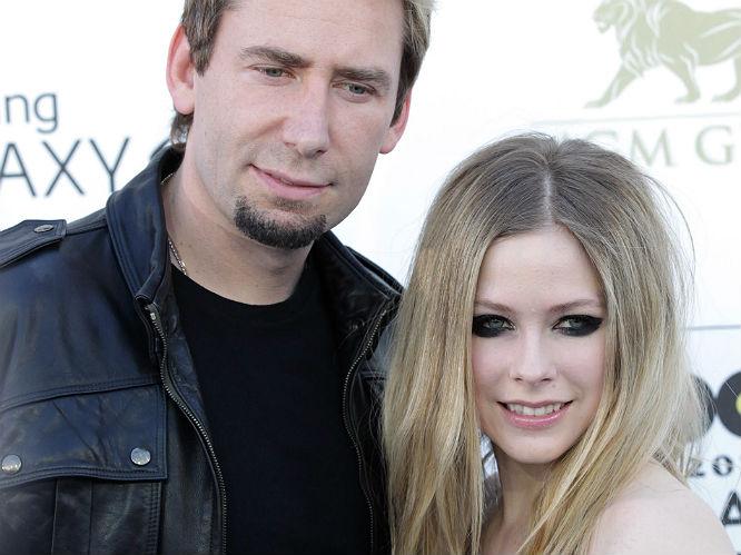 Avril ganha posição na Billboard Social 50