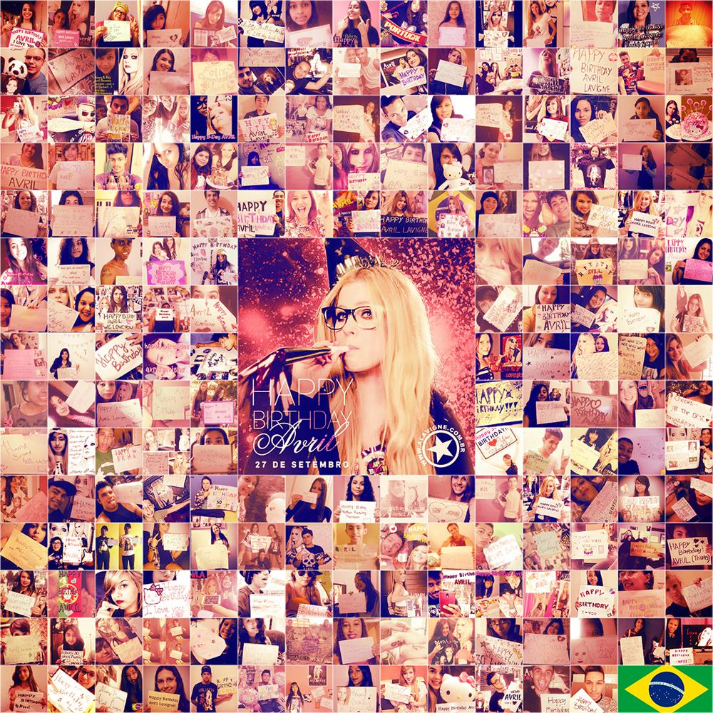 Happy BD Avril