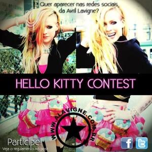 Hello Kitty constest ALBR