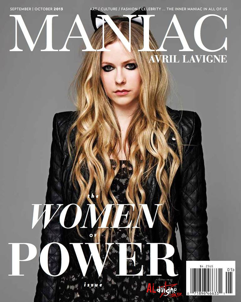 Maniac Magazine 01