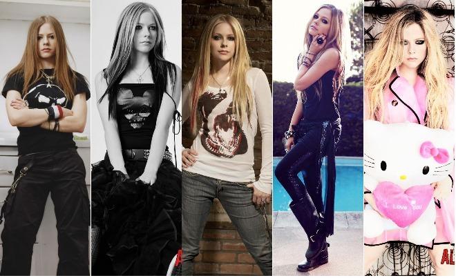 TESTE: Qual era da Avril Lavigne mais te representa?